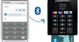 Payleven – De slimme pinoplossing zonder vaste kosten