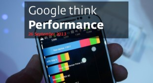 Key Benchmarks – Belgium Google Think Performance 2013