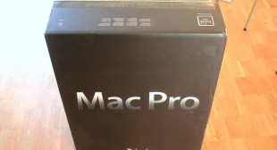 Mac Pro 'Unboxing' 2013 Video – Danny Winget