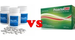 Phen375 vs Proactol Plus – A Comparison Approach