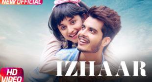 Izhaar Sung by Gurnazar
