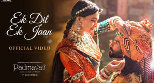 Ek Dil Ek Jaan Lyrics – Deepika Padukone