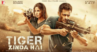 Get Tera Noor Song of Movie Tiger Zinda Hai