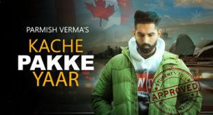 Kache Pakke Yaar Lyrics