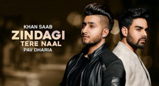 Zindagi Tere Naal Lyrics – Khan Saab
